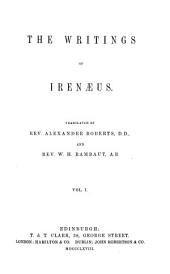 Writings of Hippolytus, Bishop of Portus: Translated by S.D.F. Salmond. Fragments of writings of third century. Vol. 2