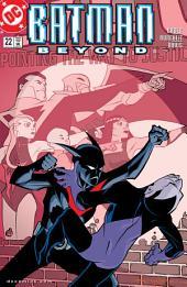 Batman Beyond (1999-) #22