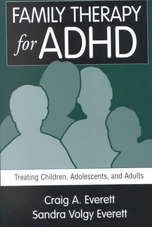 Family Therapy for ADHD