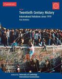 Twentieth Century History  IGCSE PDF