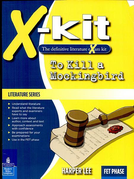 Download X kit Literature Series  FET To Kill a Mockingbird Book