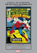 Spectacular Spider-Man Masterworks Vol. 3