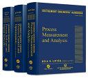 Instrument Engineers Handbook  Fourth Edition  Three Volume Set PDF