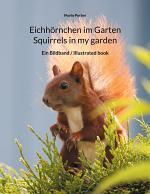 Eichhörnchen im Garten / Squirrels in my garden