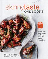 Skinnytaste One And Done Book PDF