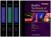 Rook's Textbook of Dermatology, 4 Volume Set: Edition 8