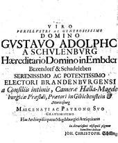 Antiquitates archiepiscopatus Magdeburgensis quampluribus nunquam antea editis Ottonis I. diplomatis, bullisque pontificiis distinctas