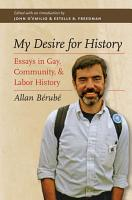 My Desire for History PDF