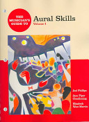 The Musician S Guide To Aural Skills