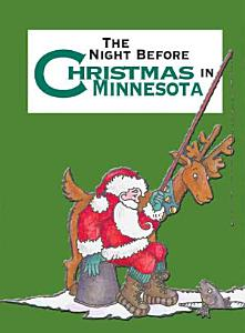 The Night Before Christmas in Minnesota Book