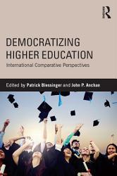 Democratizing Higher Education Book PDF