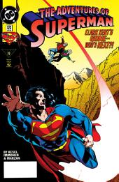 Adventures of Superman (1987-) #523