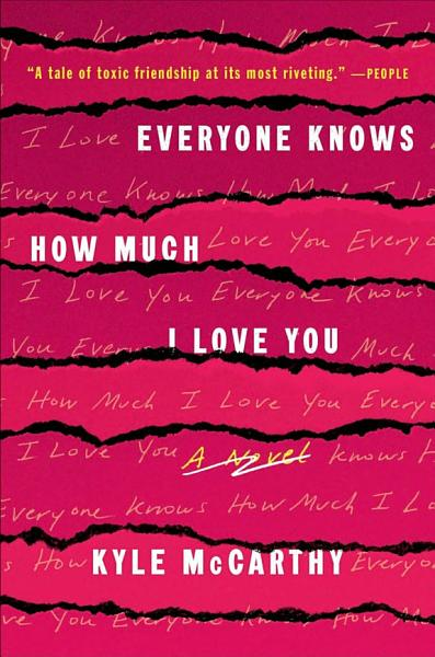 Download Everyone Knows How Much I Love You Book