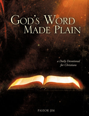 God s Word Made Plain