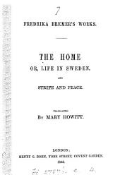 Fredrika Bremer's works [tr. by M. Howitt].