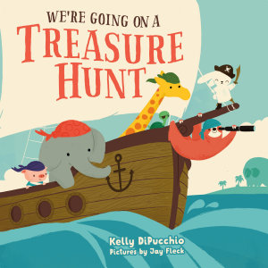 We re Going on a Treasure Hunt