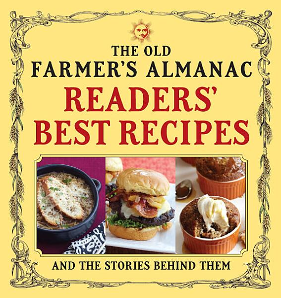 Download The Old Farmer s Almanac Readers  Best Recipes Book