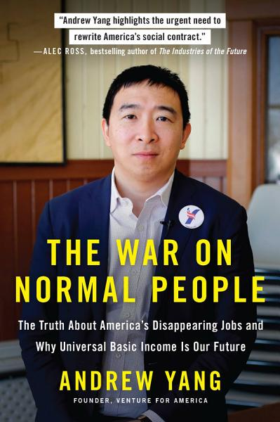 Download The War on Normal People Book