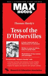 Tess of the D'Urbervilles (MAXNotes Literature Guides)
