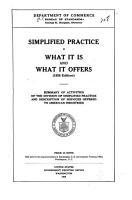 Simplified Practice PDF
