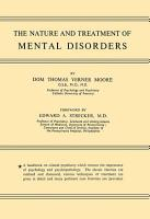 The Nature and Treatment of Mental Disorders PDF