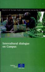Intercultural Dialogue on Campus PDF