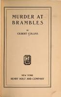 Murder at Brambles PDF