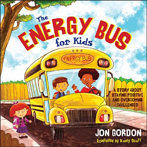 The Energy Bus for Kids Book