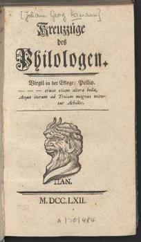 Kreuzz  ge des Philologen PDF