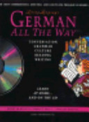 Living Language German All the Way Book