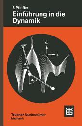 Einführung in die Dynamik: Ausgabe 2