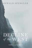 The Decline of the West PDF