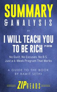 Summary & Analysis of I Will Teach You to Be Rich, Second Edition