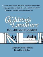 Children s Literature for All God s Children PDF