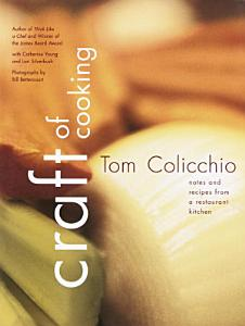 Craft of Cooking Book