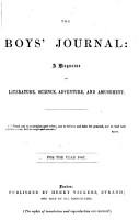 The Boys  Journal PDF