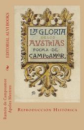 La Gloria de los Austrias: Poema de Campoamor