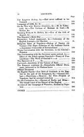 Mémorial de Sainte-Hélène: Journal de la vie privée et des conversations de l'empereur Napoléon à Sainte Hélène, Partie5