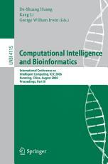 Computational Intelligence and Bioinformatics PDF