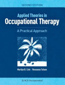 Applied Theories in Occupational Therapy PDF