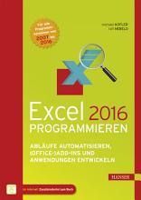 Excel 2016 programmieren PDF