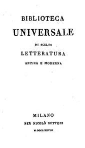 Istoria di Gil Blas di Santillano recata in italiano da P. Crocchi: Volume 4;Volume 140