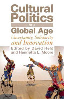 Cultural Politics In A Global Age Book PDF