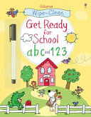 Wipe Clean Get Ready for School ABC and 123 PDF