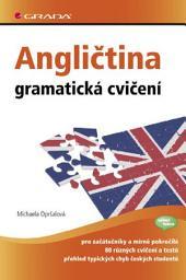 Angličtina - gramatická cvičení: pro začátečníky a mírně pokročilé