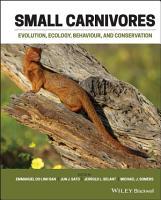 Small Carnivores PDF