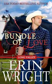 Bundle of Love: A Western Romance Novel (Cowboy Older Man Younger Woman Veterinarian Romance)