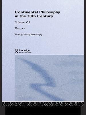 Routledge History of Philosophy Volume VIII PDF