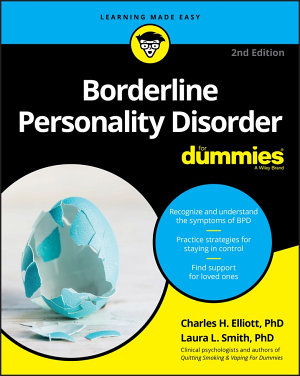 Borderline Personality Disorder For Dummies PDF