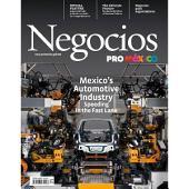Negocios ProMéxico Marzo-Abril: Mexico's Automotive Industry: Speeding in the Fast Lane